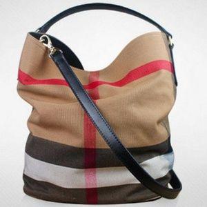 Bucket Canvas Designer Luxury Inspired Bag